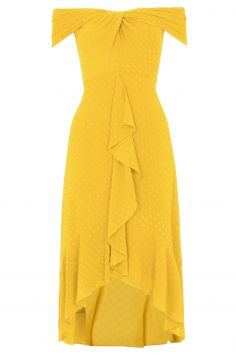 Click to Buy Whistles Yellow Dress