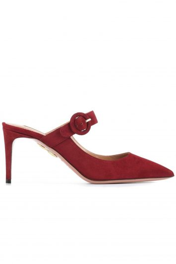 Click to Buy Aquazzura Red Pumps