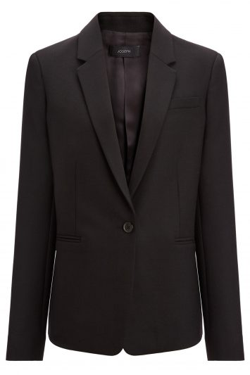 Click to Buy Joseph-Blazer-Black