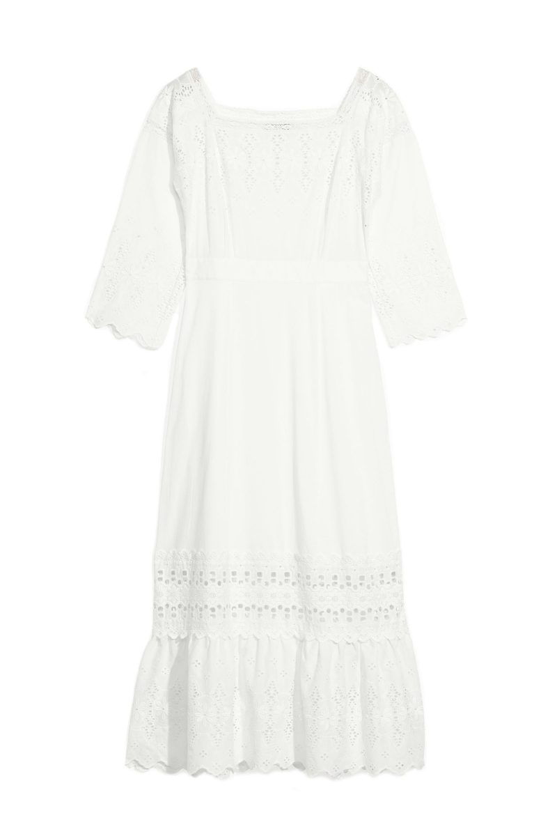 Click to Buy & Other Stories White Dress