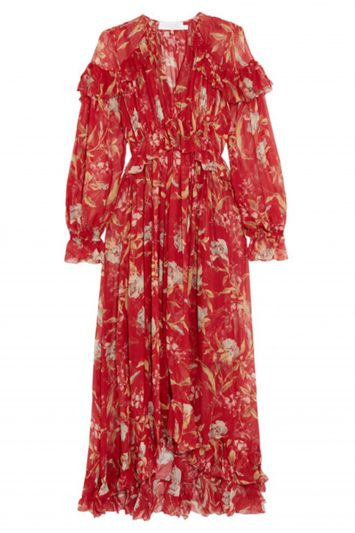 Click to Buy Zimmermann Floral Dress