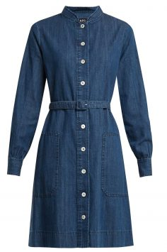 Click to Buy A.P.C Denim Dress