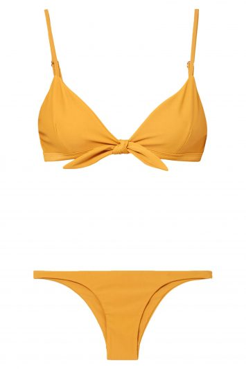 Click to Buy Faithfull The Brand Mustard Bikini
