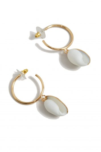 Click to Buy Mango Shell Earrings