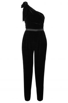 Click to Buy Ulla Johnson Black Jumpsuit