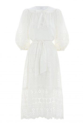 Click to Buy Zimmermann Kali White Dress
