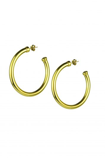 Katerina Psoma Cyclos-Hoop-Earrings