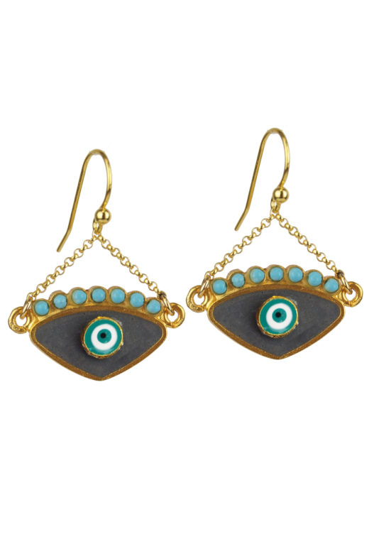 Click to Buy Evil-Eye-Earrings-Grey