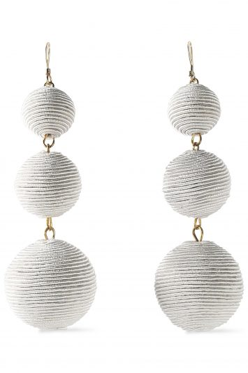 Click to Buy Kenneth-Jay-Lane-Ball-Earrings
