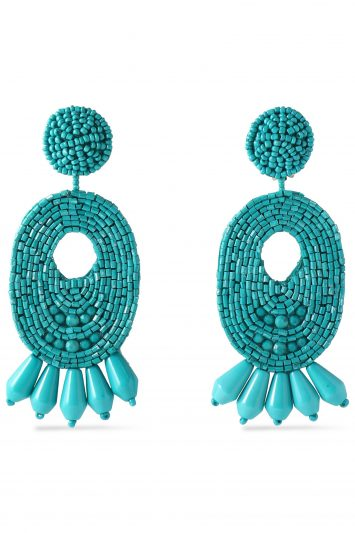 Click to Buy Kenneth-Jay-Lane-Turquoise-Earrings