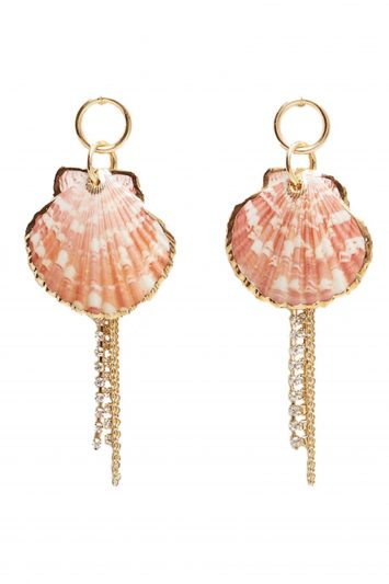 Click to Buy Mango Shell-earrings