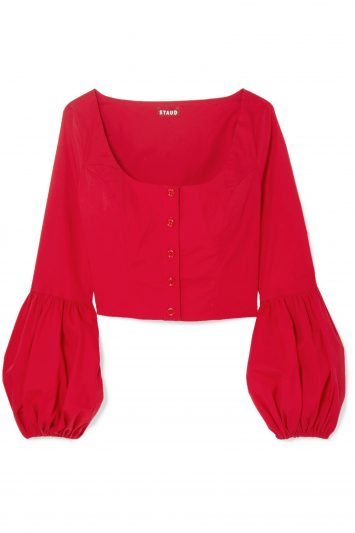 Click to Buy Staud-Red-Top
