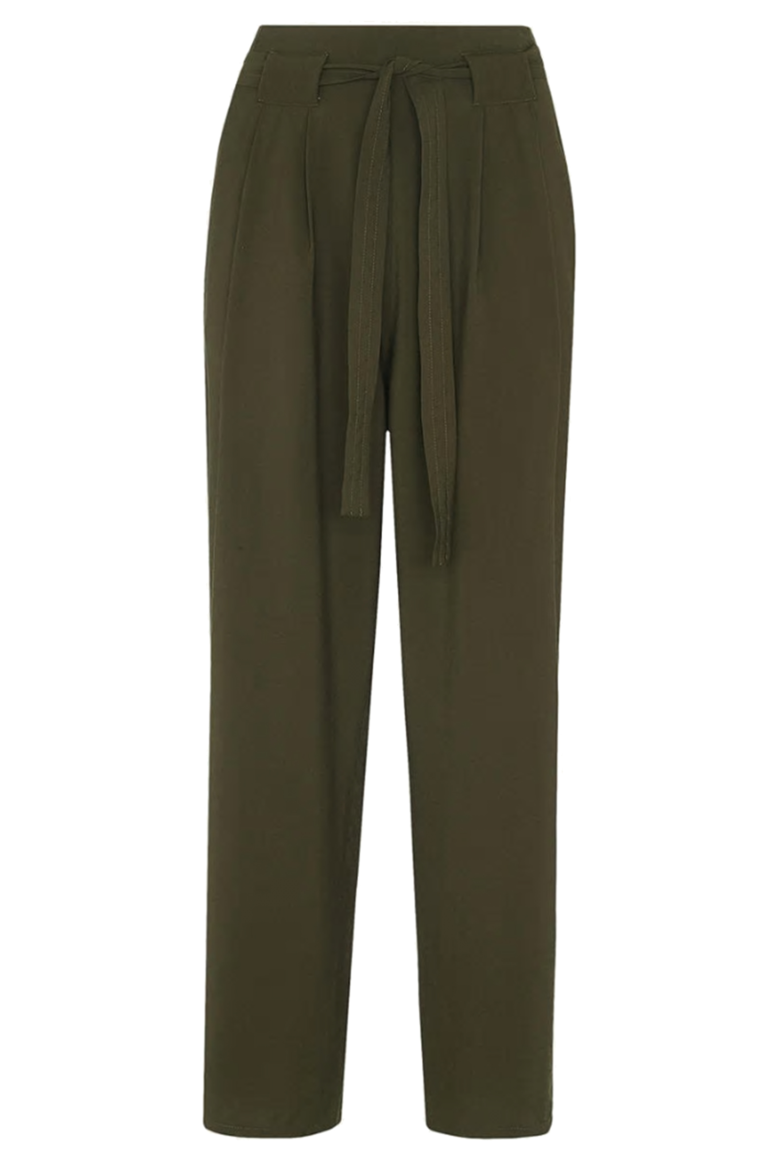 Whistles-Khaki-Trousers