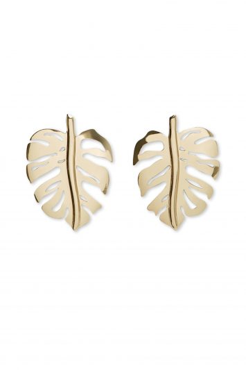 Click to Buy Mango palm-leaf-earrings