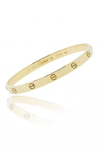 Click to Buy Cartier-Love Bracelet