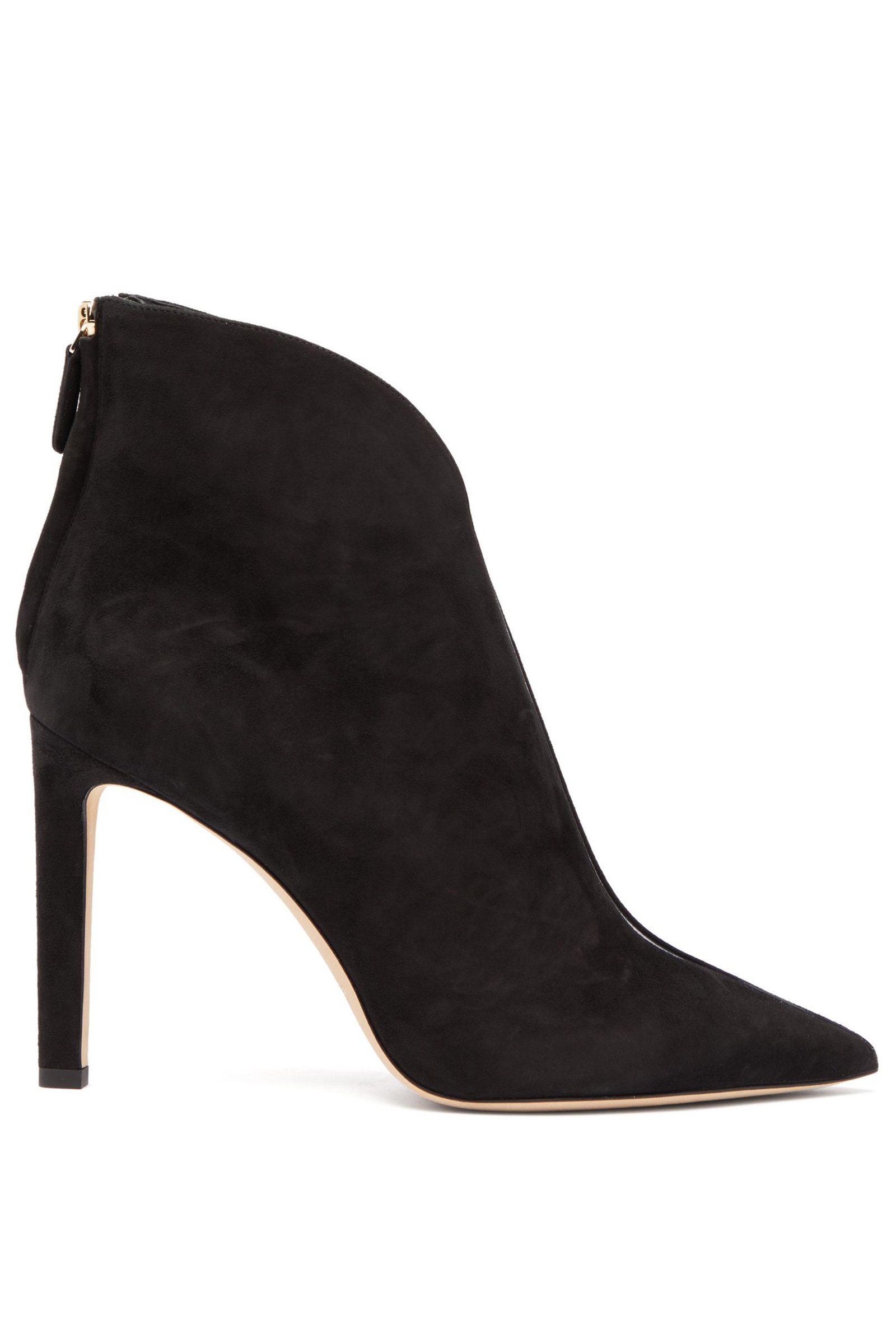 5c0ef95bf66 Buy Jimmy Choo Bowie 100 Suede Ankle Boots Online
