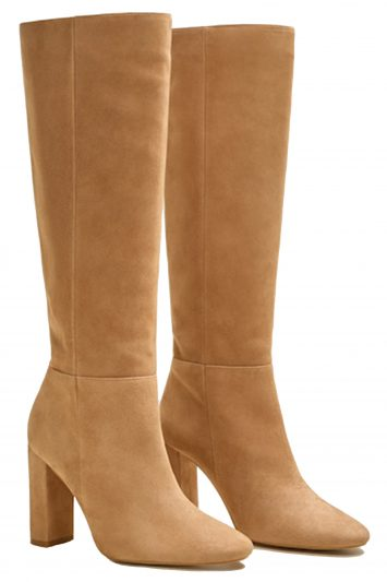Click to Buy Mango-Suede-Boots-Pair