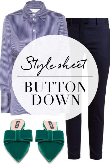 button-down Style Sheet