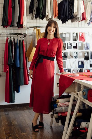 b3e15ddcd11 Samantha Cameron talks exclusively to Wardrobe ICONS - Read it Here