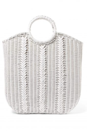 Click to Buy Ulla Johnson Wicker Tote