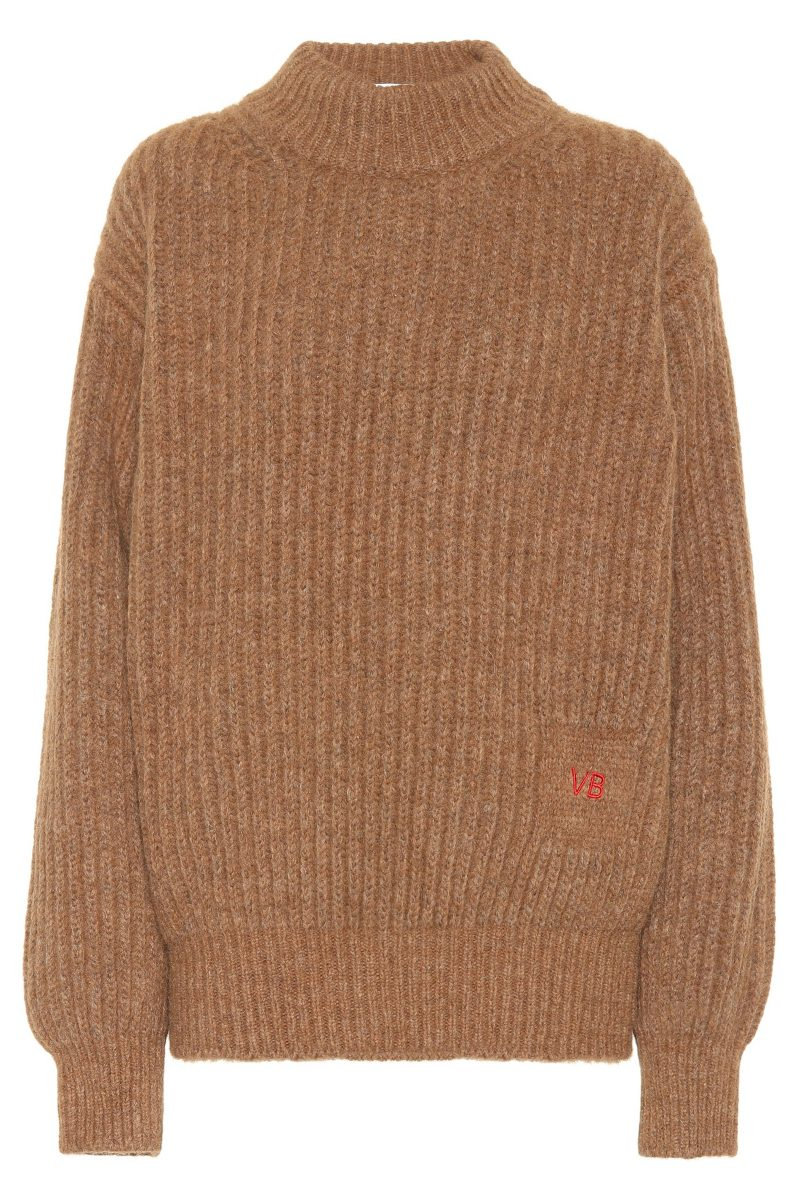 Click to Buy Victoria-Beckham-Camel-Knit