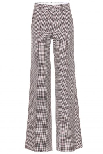 Click to Buy Victoria-Beckham-Check-Trousers