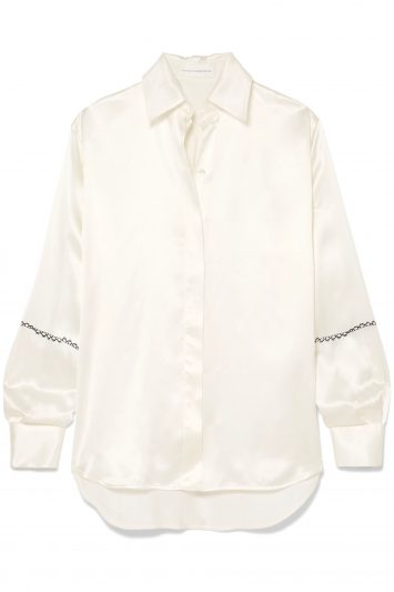 Click to Buy Victoria-Beckham-Silk-Shirt