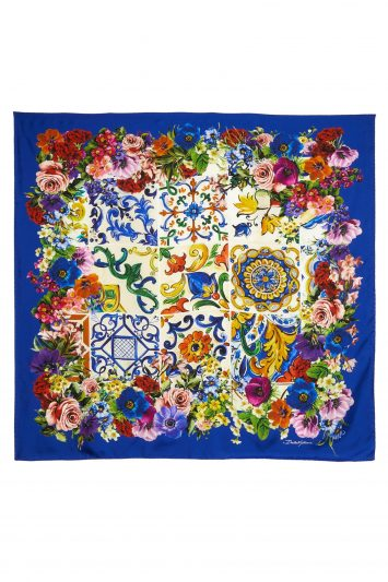 click to buy dolce & Gabbana scarf