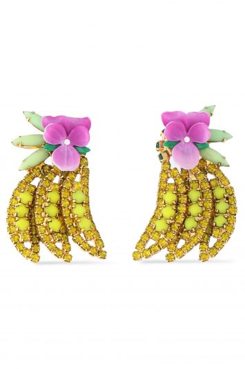 click to buy Elizabeth Cole earrings