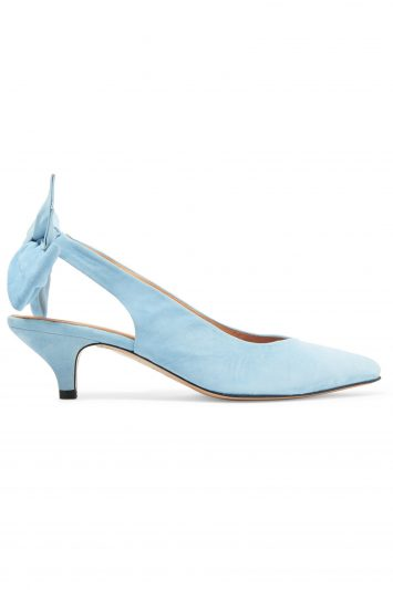 Click to Buy Ganni Slingback Pumps