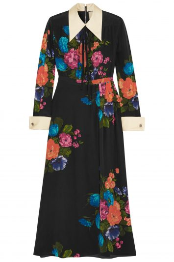 click to buy Gucci dress