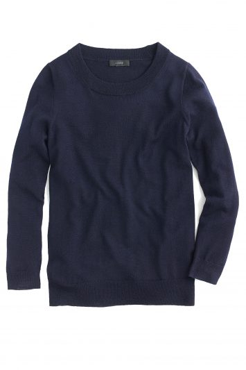 click to buy j crew sweater