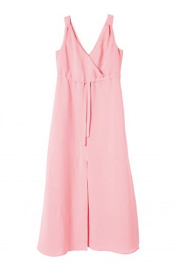 click to buy pink mango dress