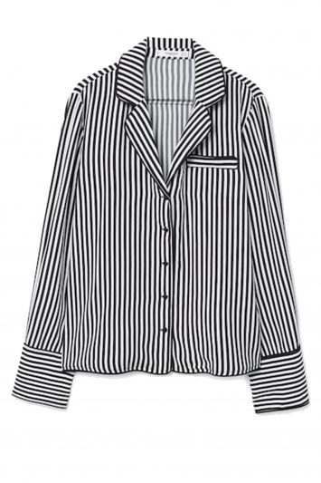 Click to Buy mango Stripe Shirt