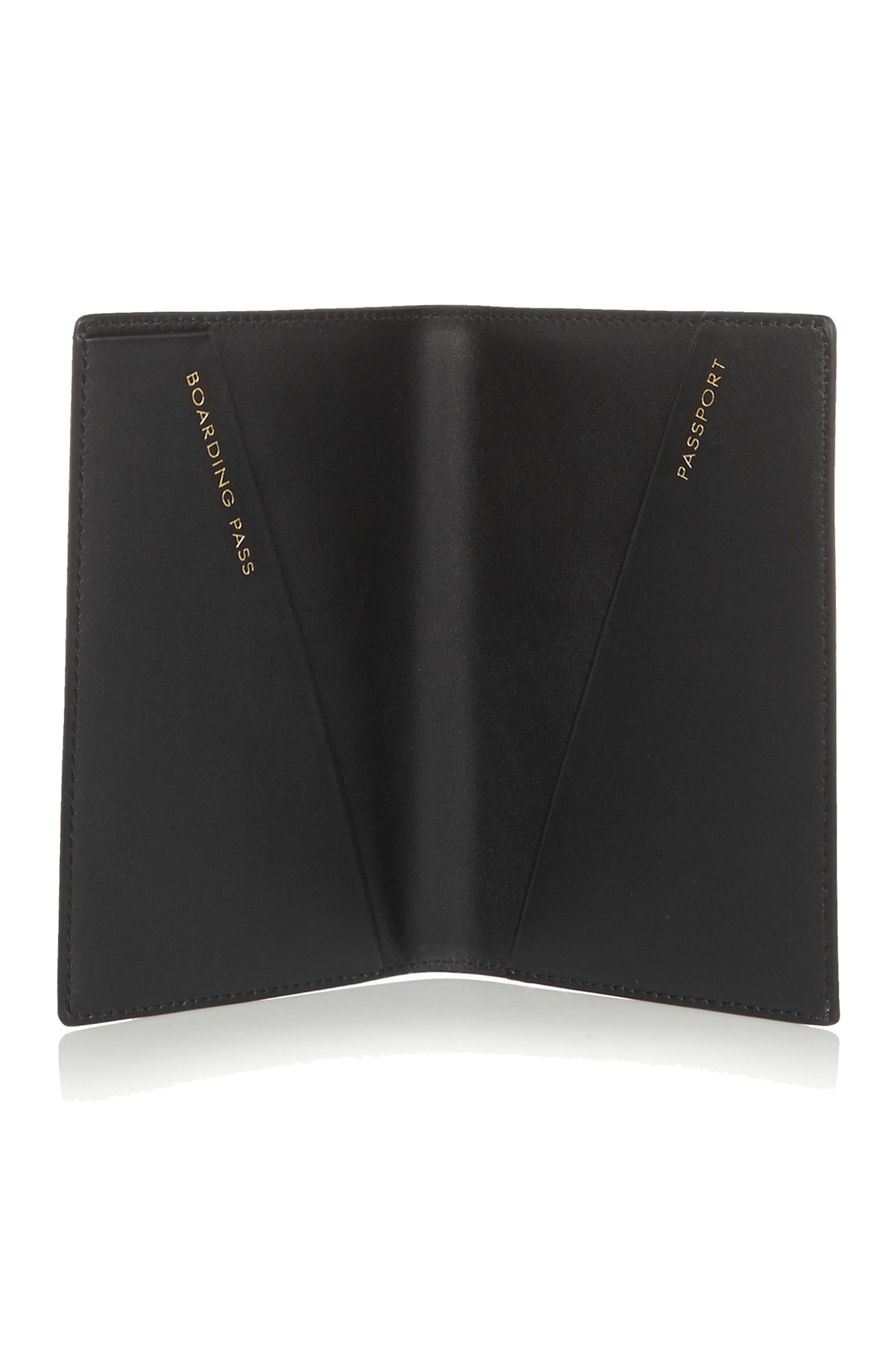 click to buy Smythson passport holder