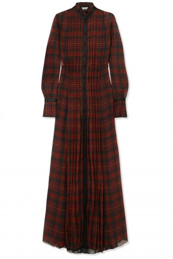 Click to Buy Tartan Dress
