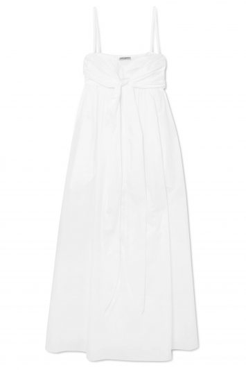 click to buy three graces London dress