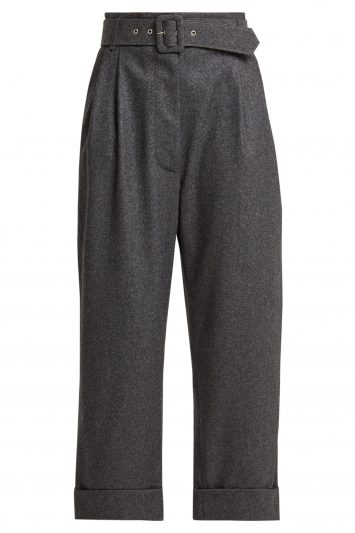 Click to Buy Isa-Arfen-Wool-Trousers