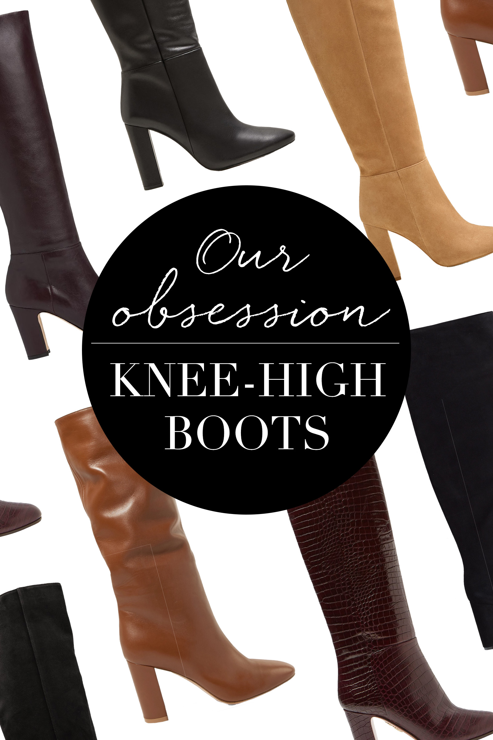 guide to buying knee high boots