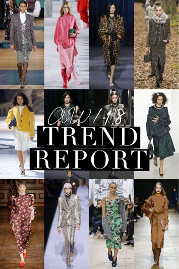 Portrait Trend Report