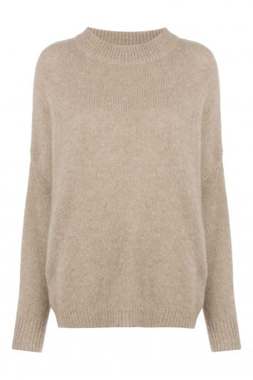 Click to Buy Dusan Round Neck Jumper