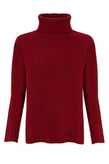 Click to Buy Iris Roll Neck Jumper