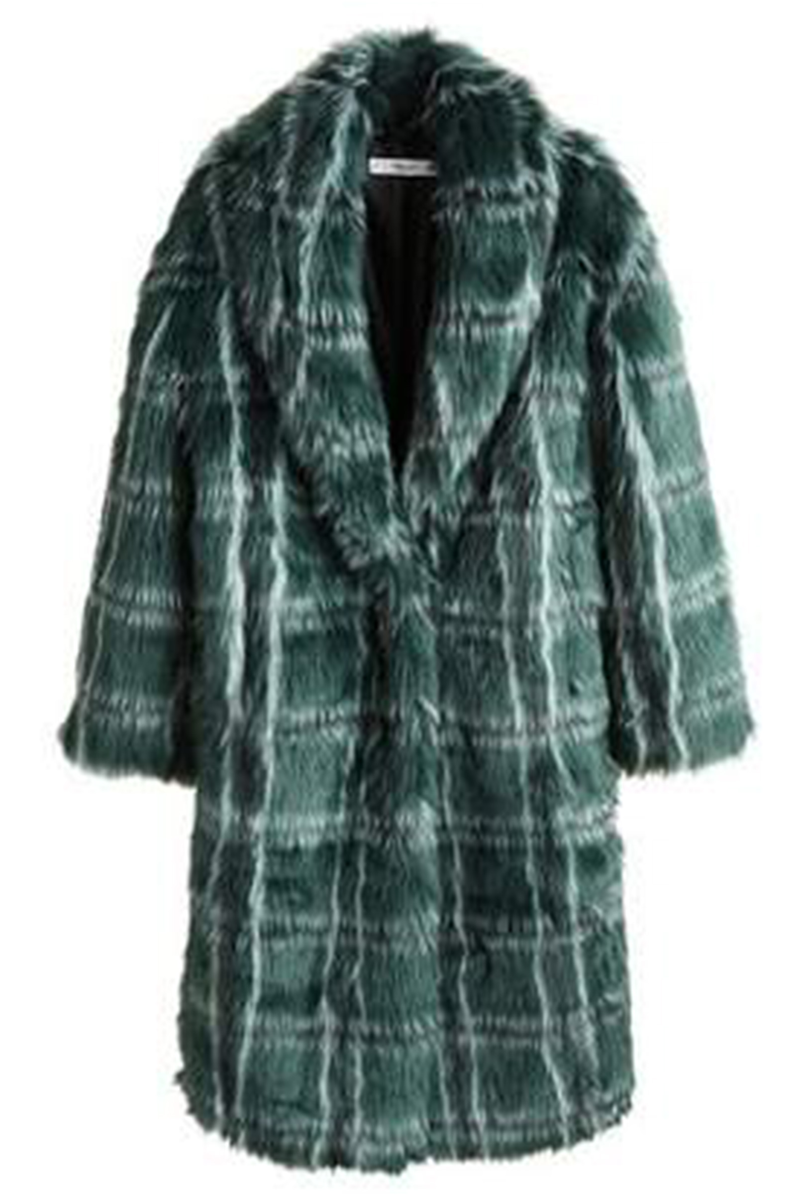 Click to Buy Mango Check Coat