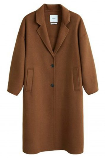 Click to Buy Mango Handmade Coat