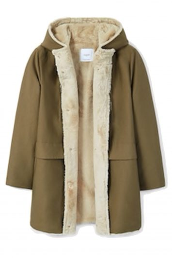 Click to Buy Mango Parka