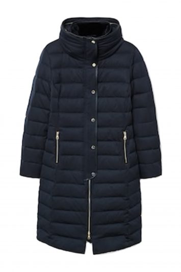 Click to Buy Mango Quilted Coat