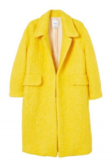 Click to Buy Mango Yellow Coat