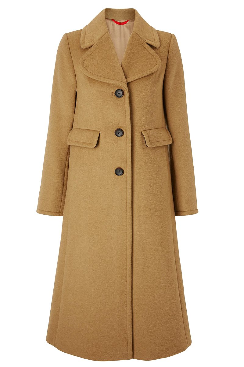 Click to buy Boden Camel Coat