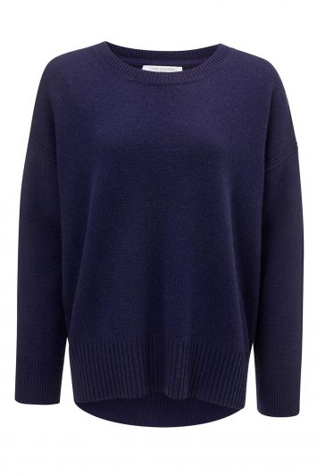 Click to buy John Lewis & Partners Cashmere Neck Sweater