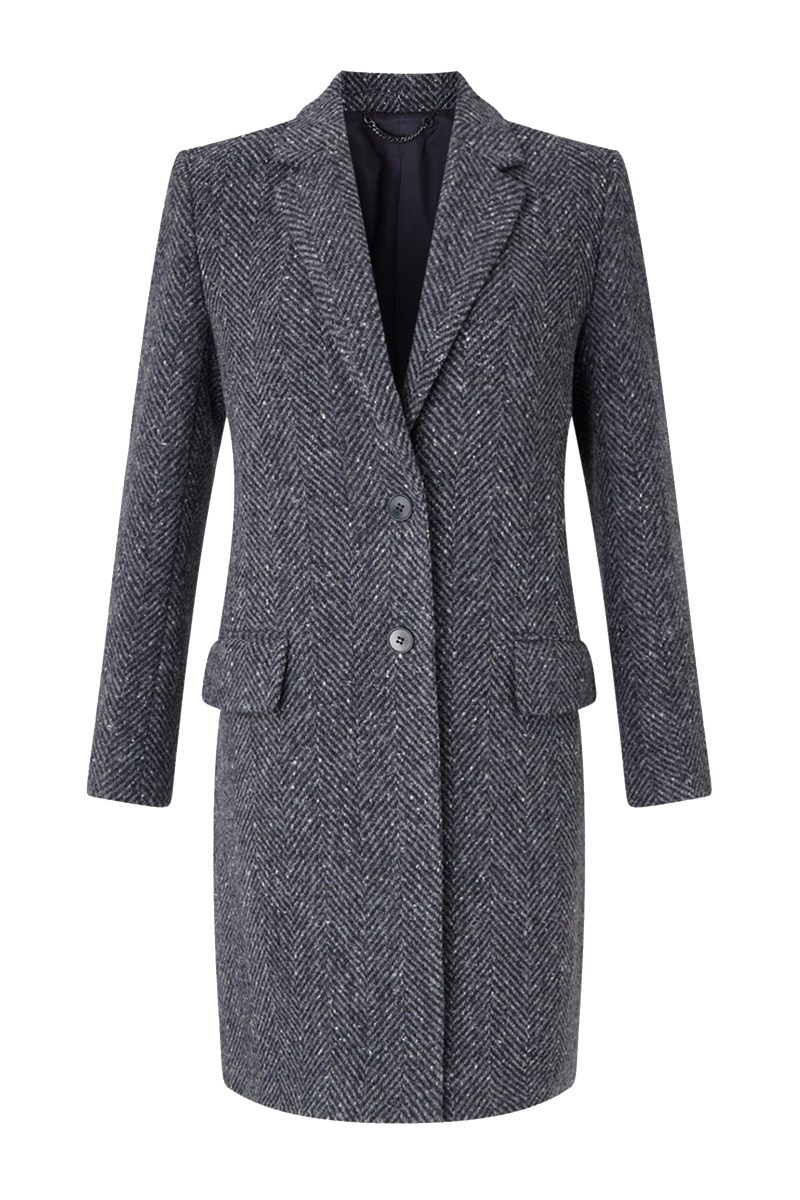 Click to buy Jigsaw Wool City Coat